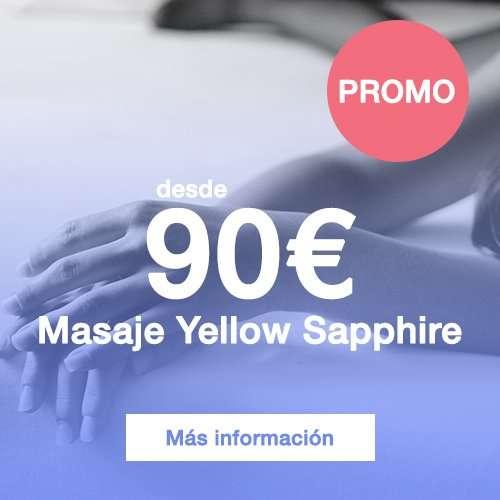 ¿Quieres disfrutar de nuestro masaje body to body Yelow Sapphire?